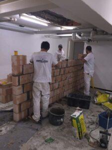 Instandsetzungen von Bauten - 1